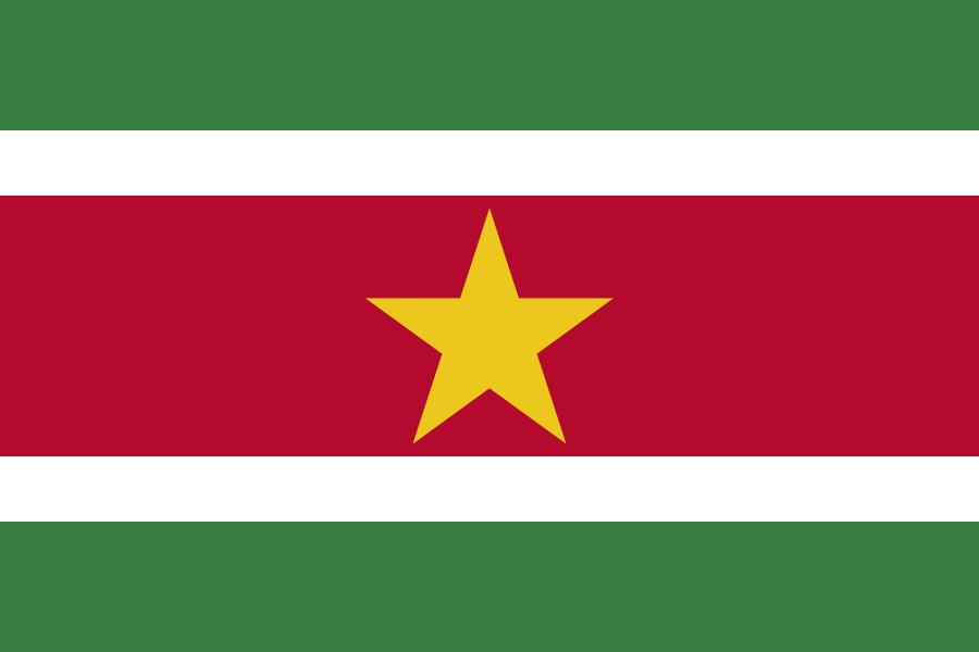 Suriname vlag | CallFactorySuriname.com